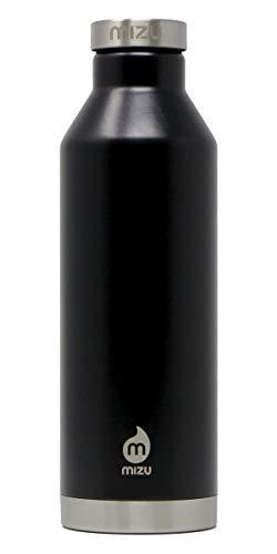 Mizu Life V8 Trinkflasche, Enduro Black, 800ml