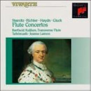 Plays Flute Concertos
