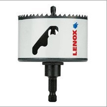 LENOX Tools Bi-Metal Speed Slot Arbored Hole Saw with T3 Technology, 3