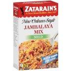 Max 77% OFF Zatarains Mild Jambalaya Rc - M 12 Pack discount