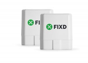 FIXD OBD2 Professional Bluetooth Scan Tool & Code Reader for iPhone and Android (2)
