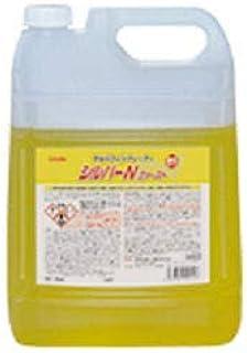 横浜油脂工業 シルバーN ファースト5kgアルカリ性(アルミフィンクリーナー)