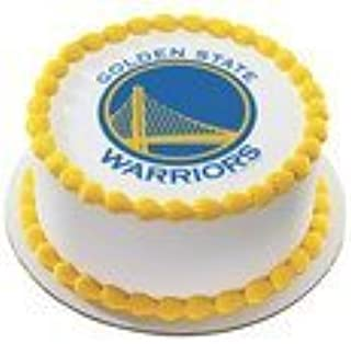 golden state cake images