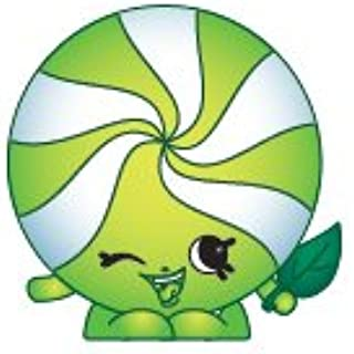 Shopkins Season 2 #2-062 Green Minnie Mintie (Ultra Rare)
