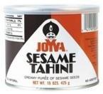 Joyva Sesame Tahini ( 12x15 OZ)