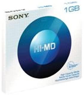Sony Hi-MD MiniDisc (1.0 GB)