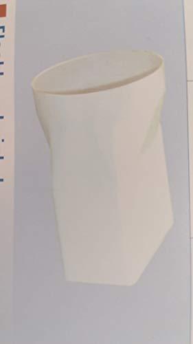Quellmalz-Übergangssstück Maß 180x95 mm -Rund auf eckig -150 mm System