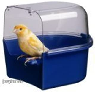 Ferplast Trevi Bird Bath Covered Canary 14x15x13cm x 5 pack