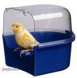 Ferplast Trevi vasca per uccelli di Canarie 14x 15x 13cm x 5confezione