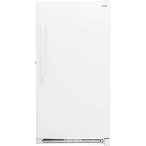 Frigidaire FFFU20F1UW 20 CF Upright Freezer Frost Free LED - White