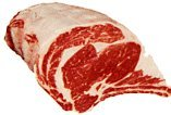 USDA Prime Beef Rib Eye Bone In Roast, 4 Ribs, 8-9 lbs