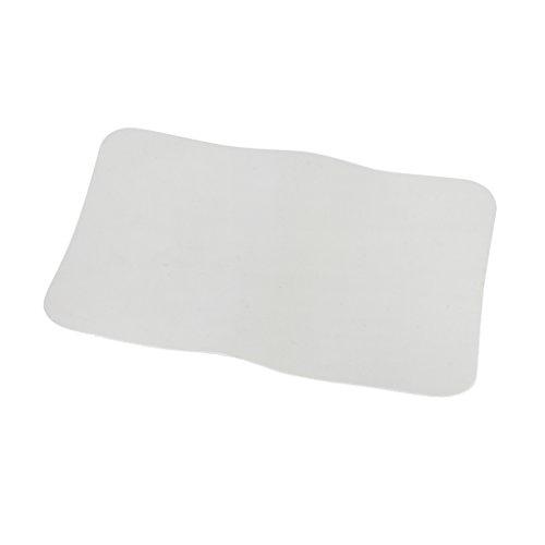 MagiDeal PVC Reparatur Flickenfür Schlauchboote Boote Gummi Schlauchboot Grau