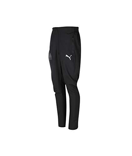 PUMA - Pantalon d'entraînement Noir Om - Couleur: Noir - Taille: XL