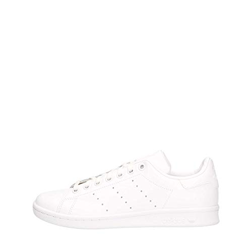ADIDAS STAN SMITH S76330 TOTAL WHITE Size : 36 2-3