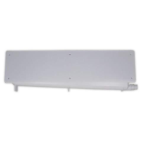 DOJA Industrial | Caja pre-instalacion AAC con Desague | con Desague 395x115x45 mm con desague Reversible