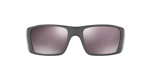 Oakley Herren Fuel Cell Sonnenbrille, Granite/Prizm Dly Pol, M-L