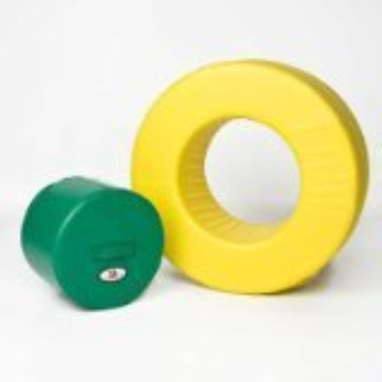 ¡envío gratis! Foamnasium Foamnasium Foamnasium Circle in Circle, amarillo verde by Foamnasium  sin mínimo