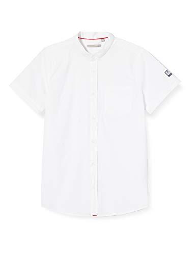 Mexx Jungen 951110 Hemd, Weiß (Bright White 110601), (Herstellergröße: 134)