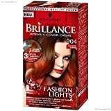 Schwarzkopf Brillance 904 Fashion Lights GoldenesKupfer 143ml
