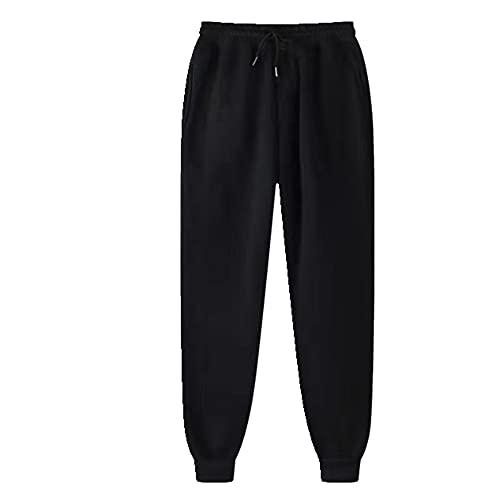 N\P Pantalones de chándal de las mujeres de los hombres de la pierna ancha pantalones de chándal de los hombres pantalones casuales