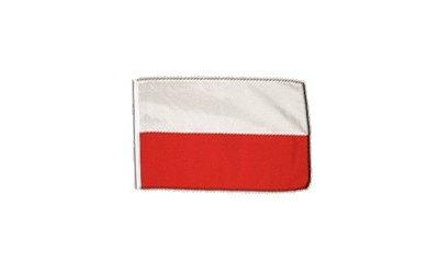 Fahne Flagge Polen 30 x 45 cm