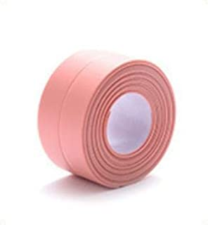 RKPM HOMES Self Adhesive Waterproof Tape Sink/Tub/Wall/Caulk/Strip/Kitchen/Bathroom/Toilet Sealant Mold Proof Edge Trim Tape