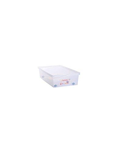 Boîte dessous de lit Eda - 33 l