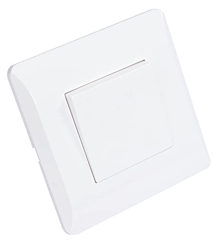 6 interruptores blancos
