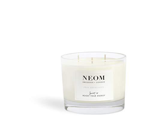 Neom Organics London 1101166 Kerze, 420g, weiß, Stück: 1