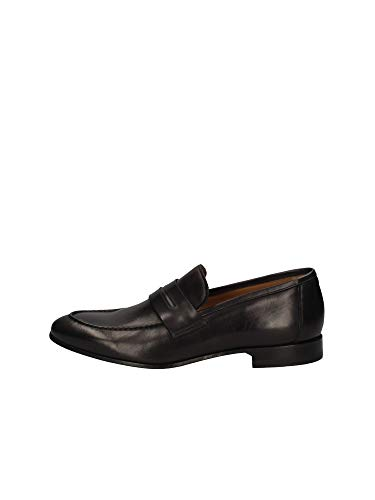 BEN.TER IT SHOES 31-01 Mocassini Uomo Nero 41
