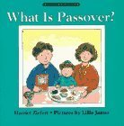 What Is Passover? (Lift-The-Flap Story)
