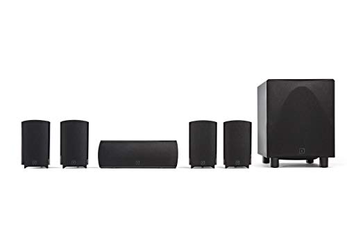 Save %15 Now! Definitive Technology ProCinema 6D - Compact 5.1 Channel Home Theater Speaker System (...