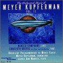 Winter Symphony / Concerto Brevis