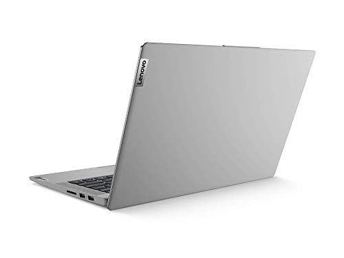 Lenovo IdeaPad 5 Laptop 35,6 cm (14 Zoll, 1920x1080, Full HD, WideView, entspiegelt) Slim Notebook (AMD RYZEN 5 4500U, 8GB RAM, 512GB SSD, AMD Radeon Grafik, Windows 10 Home) silber