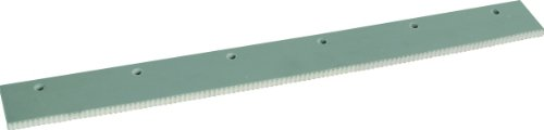 Concrete Notched Squeegee Blade 36 Inch 1/4 Inch
