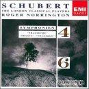 Schubert Sinfonien Nr 4 &