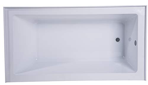 Drop in 54' x 30' Soaking Bathtub