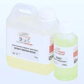 Resina epoxi reparacion UltraFast F1 1kg