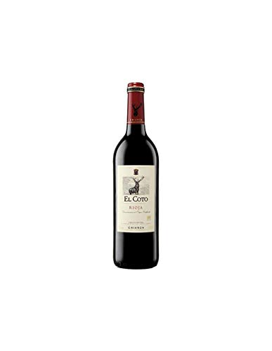 El Coto Rioja Crianza 2016 Tempranillo 2016 trocken (1 x 0.75 l)