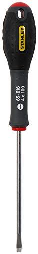 Stanley FatMax 0-65-016 Destornillador FatMax 4 X 100 mm, Plata, 4X100mm