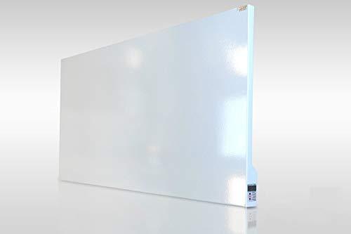 Infrarotheizung 450 W digitaler Seite -Thermostat eingebaut Speicherheizung HDW