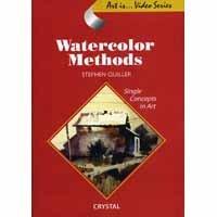 Watercolor Methods: Single Concepts in Art