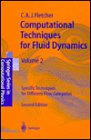 Computational Techniques for Fluid Dynamics - Specific Techniques for Differential Flow Categories