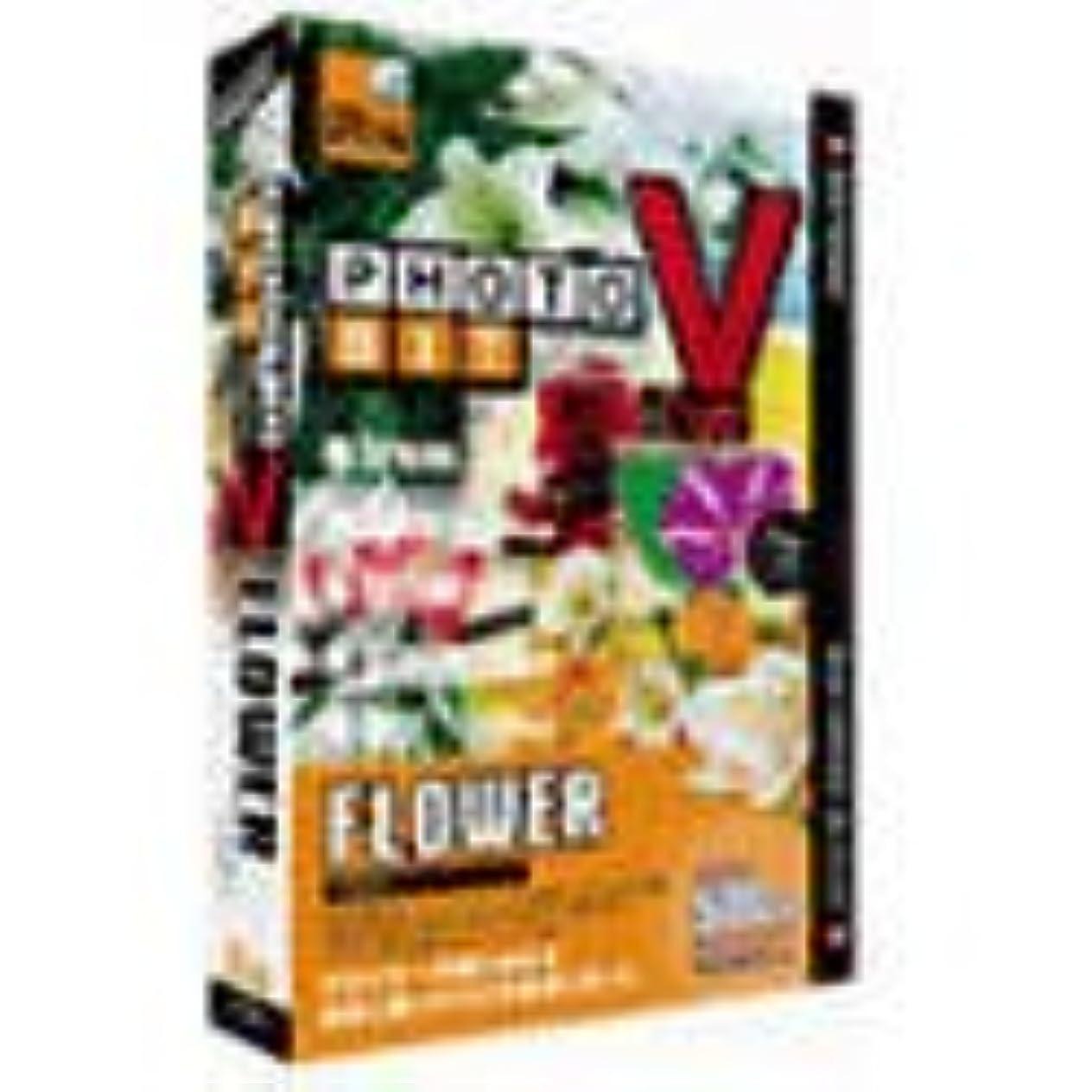 発信スチュワーデス解決Photobit V Flower