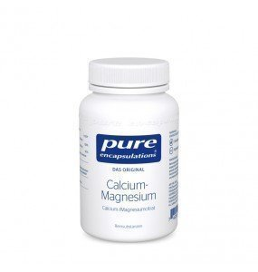 Pure Calcium-Magnesium (Citrat) 90 Kapseln