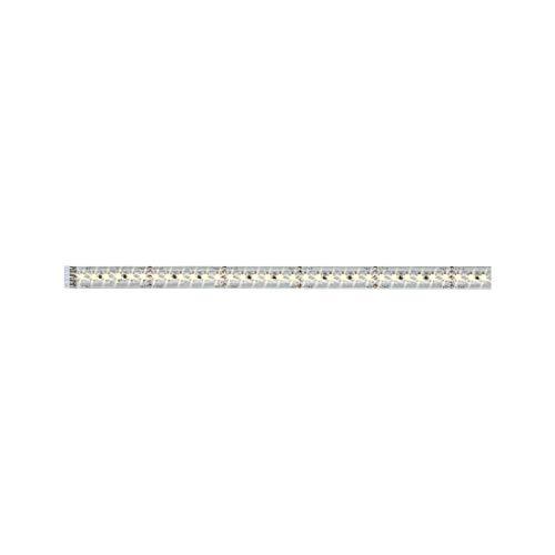 Paulmann 70568 MaxLED 1000 Strip 1 m 2700 K Warmweiß LED Stripe unbeschichtet 13,5W Lichtband 1100 lm Lichtstreifen 144 LED 24 V