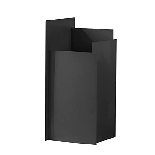 Paragüeros Soporte De Paraguas De Metal For Oficina En El Hogar, Corredor De Entrada-Espacio For Ahorro De Espacio De Paraguas Organizador, Capacidad 16 Paraguas (Color : Black)