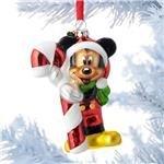 Disney Storeクリスマスオーナメントキャンディミッキー