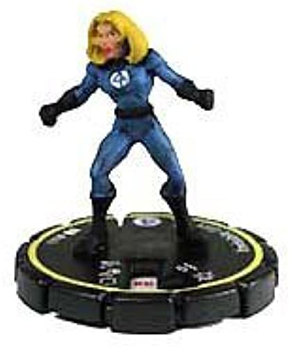hermoso HeroClix  Invisible Girl     43 (Rookie) - Clobberin Time by HeroClix  tienda en linea