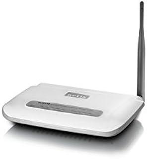 Netis DL4311D ADSL WiFi G/N150 con Router Lanx4 Antenas ...